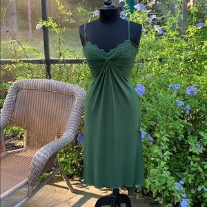 Dresses & Skirts - Laundry by Shelli Segal HiLo Spaghetti Strap Dress